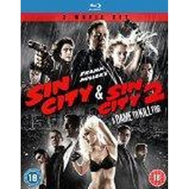 Sin City 1-2 [Blu-ray]